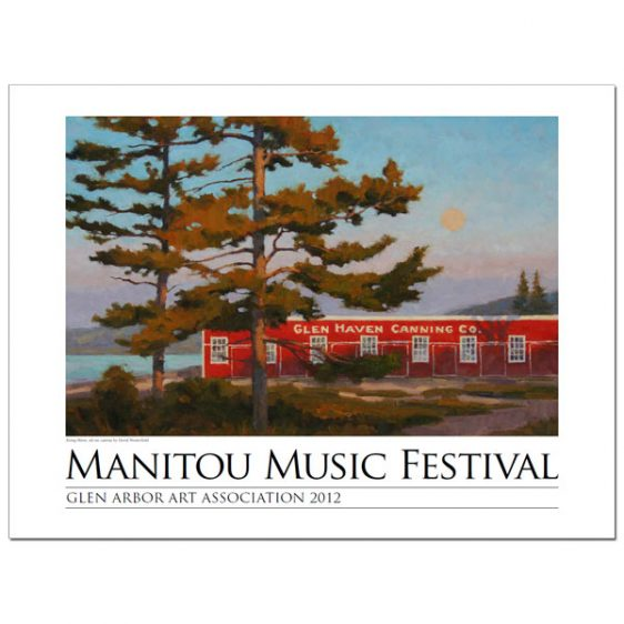 2012 MMF Poster