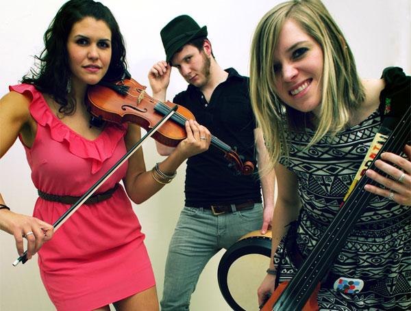 The Moxie Strings