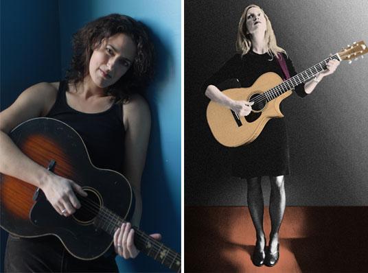 Trina Hamlin & Annie Gallup
