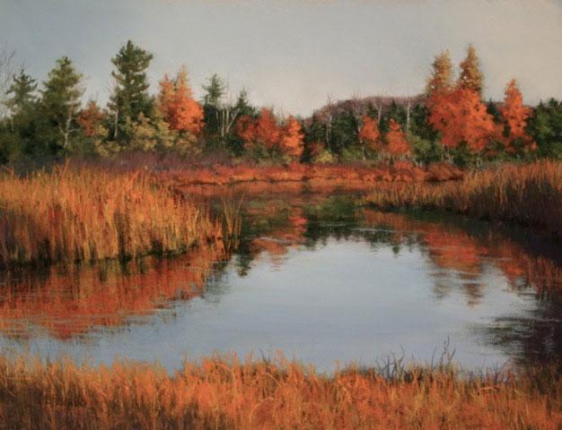 Mary Fuscaldo Autumn Light