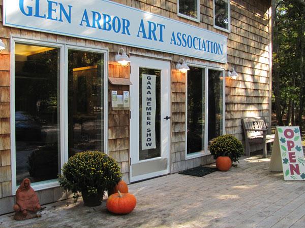 2014 Fall for Art Members Exhibit