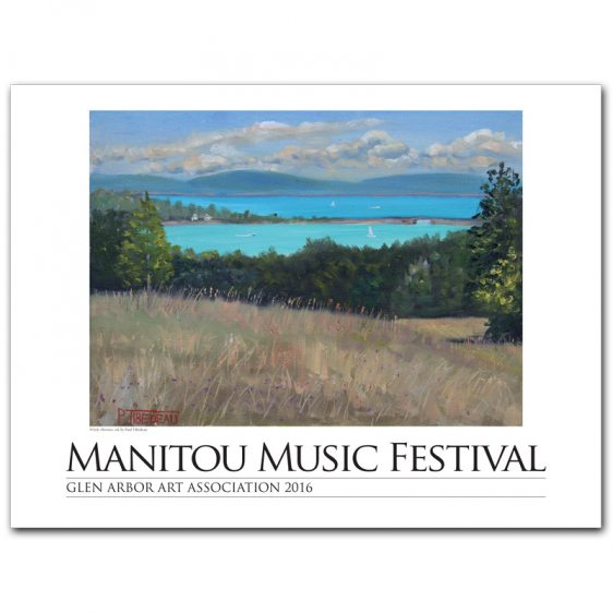 2016 MMF Poster by Paul Tibedeau