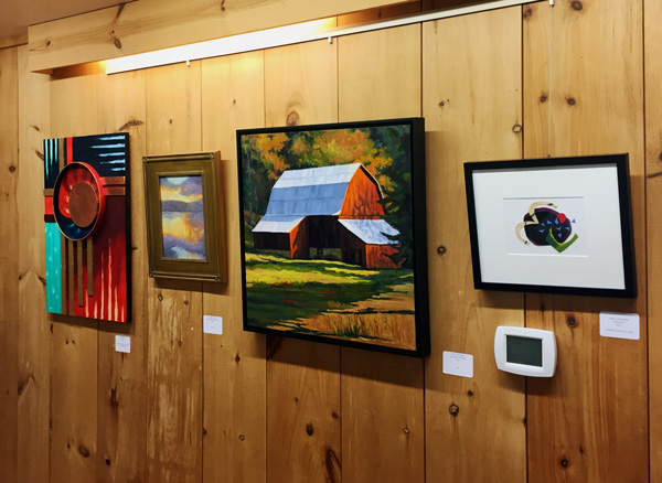2016 Fall Member Exhibit