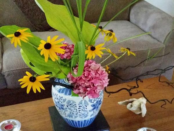 2017 Dan Cruz Flower Arranging