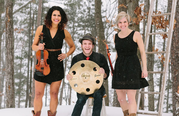 2018 Moxie Strings Trio